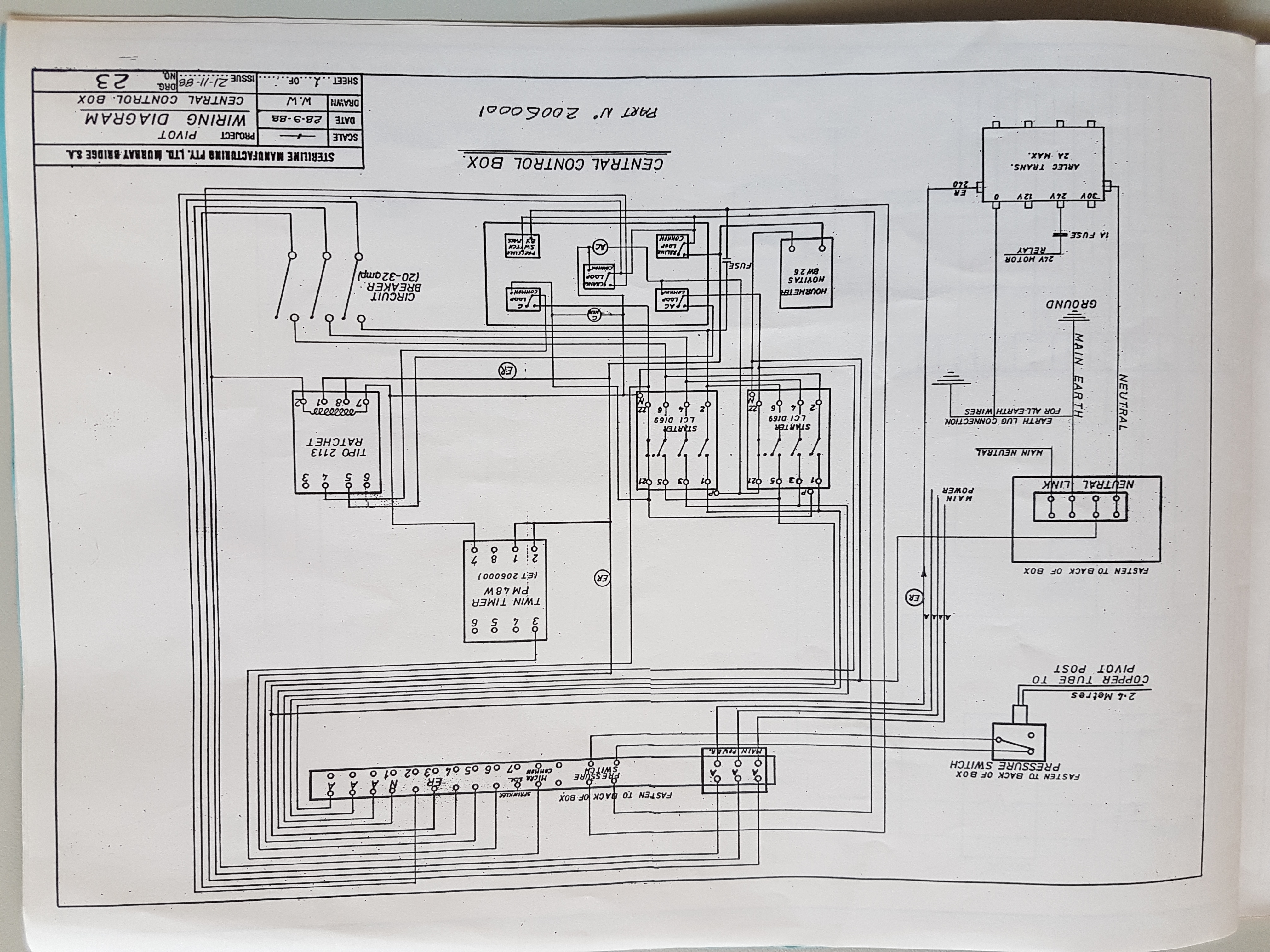 Zimmatic Wiring Diagram Archive Of Automotive Baja 90cc Rectifier Index Downloads Rh Benparts Com Au Irrigation Pivot